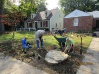 Planting crew