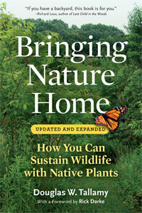 Cover of Bringing Nature Home by Doug Tallamy