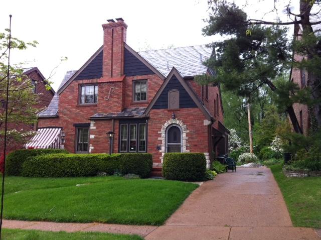 home in Pasadena Hills