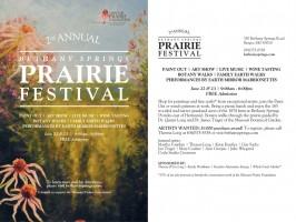 2013 Prairie Festival postc