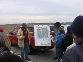 Dennis Hogan discusses the Little Creve Coeur restoration project