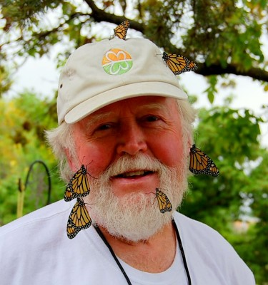 Monarch Watch founder, Chip Taylor