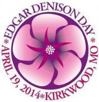 Logo for Kirkwood's 2014 Edgar Denison Day