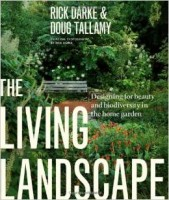 Cover of Doug Tallamy's new book, The Living Landscape