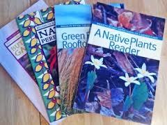 Books on native plants