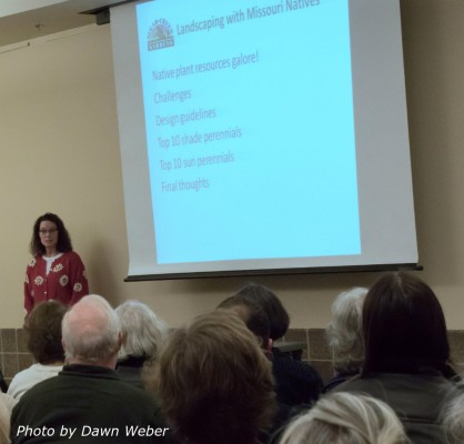 """Kim Riess presents """"Landscaping ideas for the intrepid homeowner"""""""