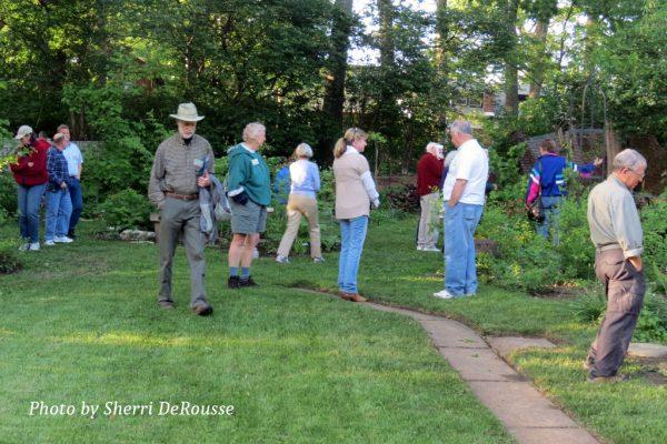 Exploring the Weber backyard